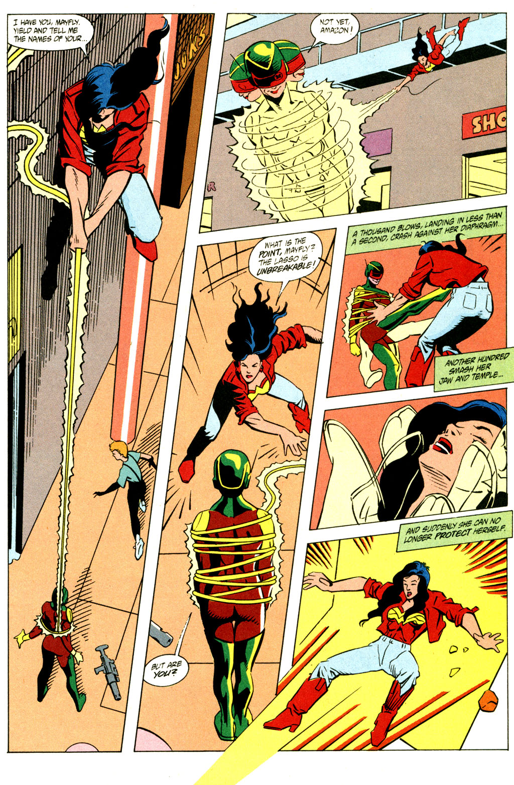 Read online Wonder Woman (1987) comic -  Issue #79 - 9