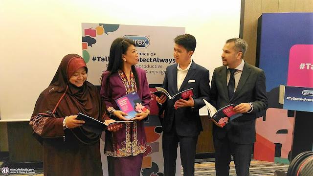 #TalkNowProtectAlways, Durex Malaysia,
