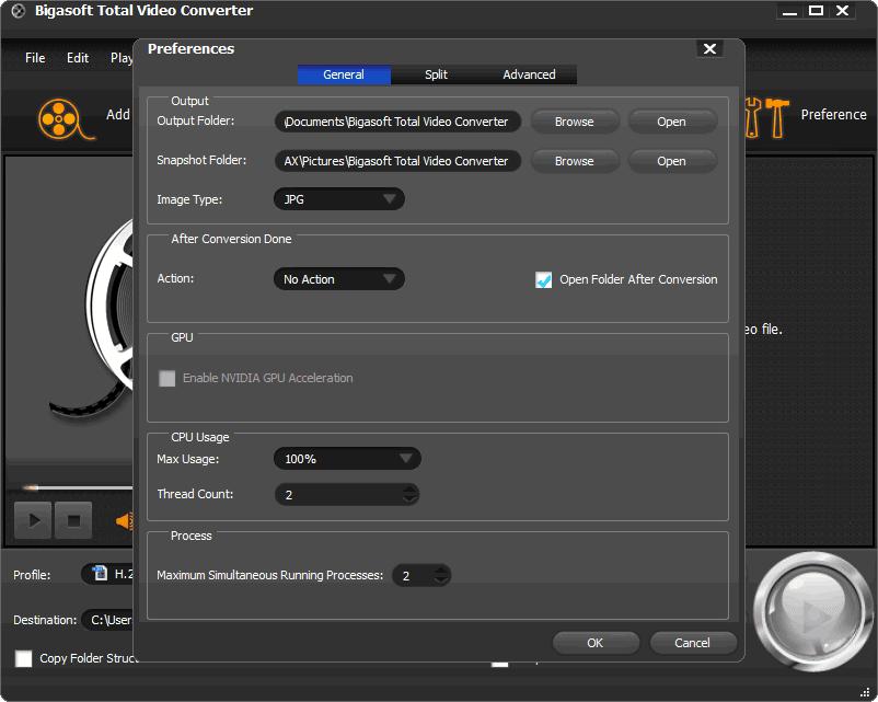 bigasoft total video converter 6 serial key