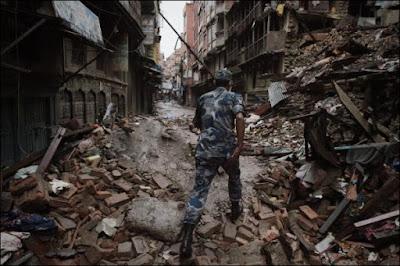 terremoto daño