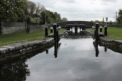 View of Lock from the Grand Canal