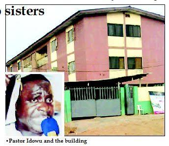 Prophet impregnates two sisters in Lagos