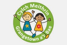 logo design for Cylch Meithrin
