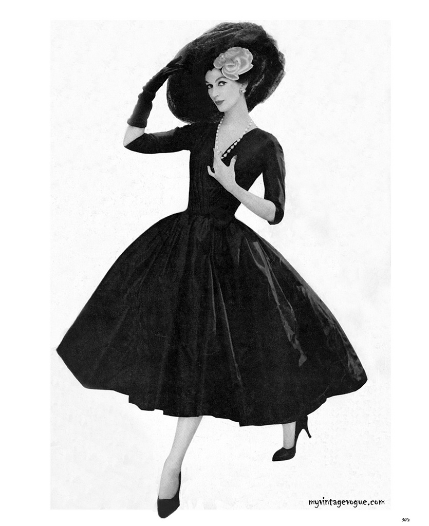 Christy - Your Ultimate Damsel: 1950s Fashion