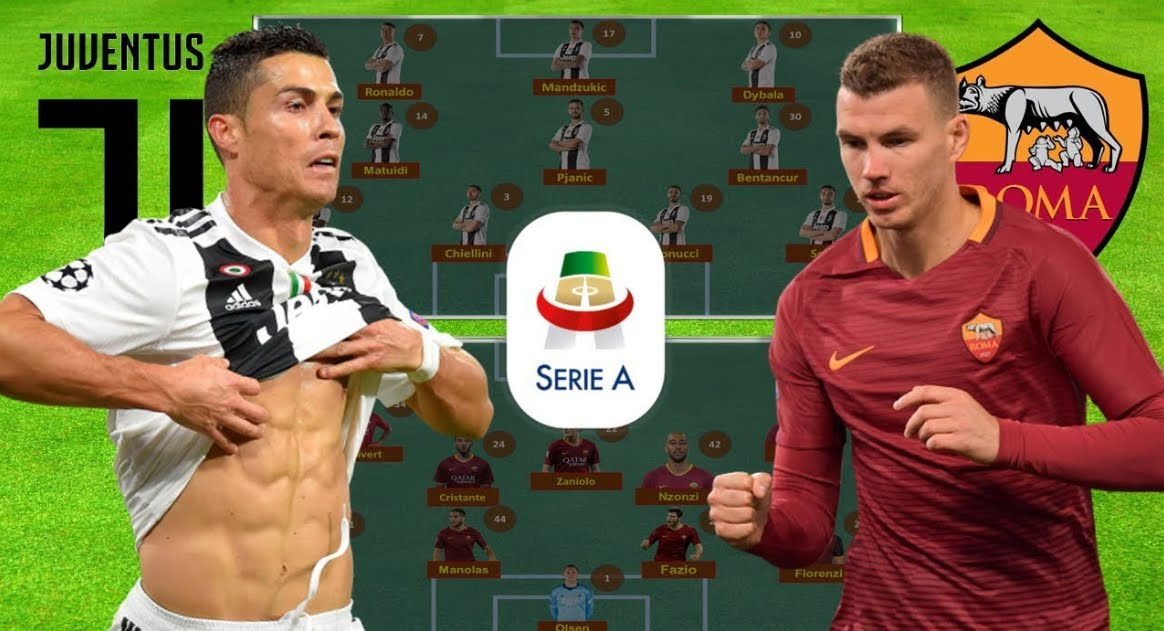 JUVENTUS ROMA Diretta Streaming Gratis: info YouTube Facebook con Cellulare Tablet PC