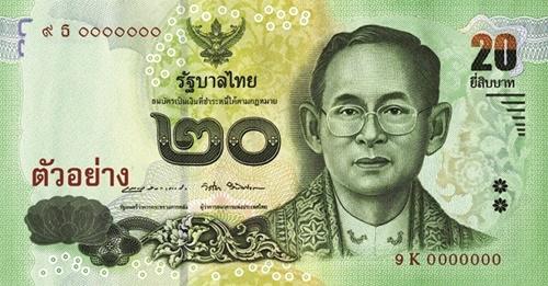 New 20 Baht