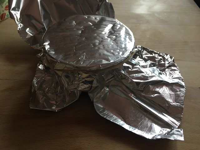 Instant Pot Pressure Cooker Flan de huevo (Creme Caramel) by Feisty Tapas. Step 6: Cover basin with foil and secure with rubber band