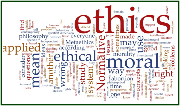 ethical and moral foundation of life