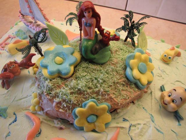 τούρτα ο βυθός τη θάλασσας