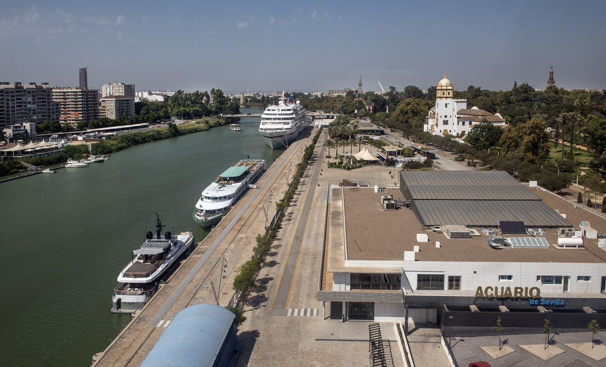 Gel n noticias el puerto de sevilla ampl a la concesi n - Empresas de construccion en sevilla ...