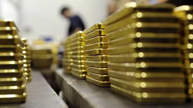 Harga Emas Susut Terimbas Penguatan Dolar AS