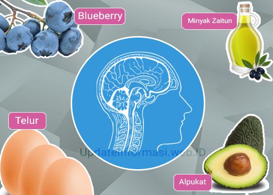 10 Makanan Sehat untuk Meningkatkan Kecerdasan Otak