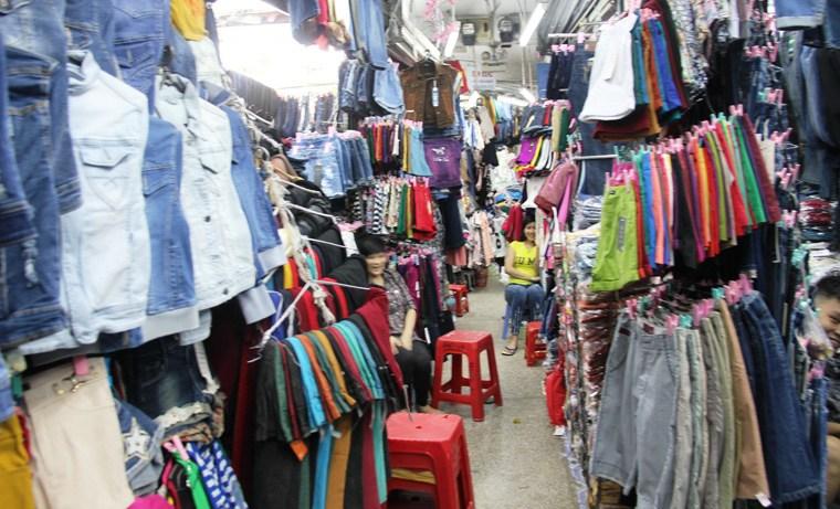 Những kinh nghiệm nhỏ cần bỏ túi khi lấy sỉ quần áo chợ Tân Bình