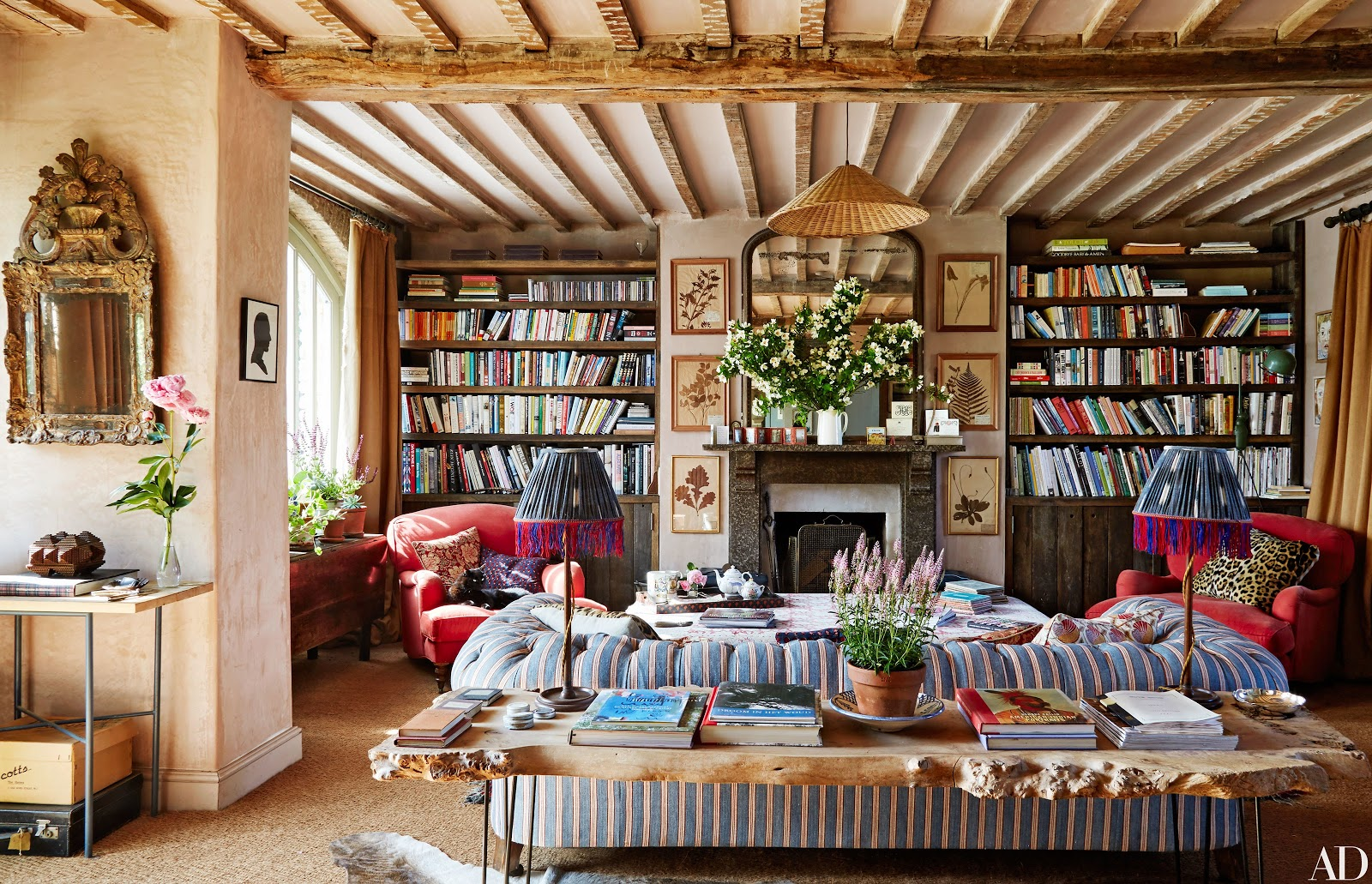 Décor Inspiration : Dreamy English Country Home By Amanda