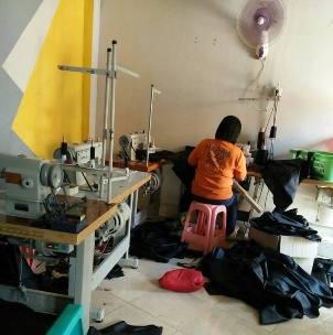 Lowongan Kerja Tukang Jahit Perempuan