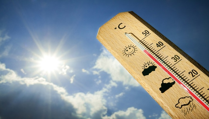 توقعات درجات الحرارة فى مصر اليوم الخميس 13-7-2017