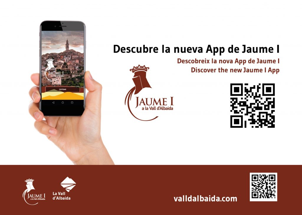 Cycling app Vall d'Albaida, Valencia, Spain