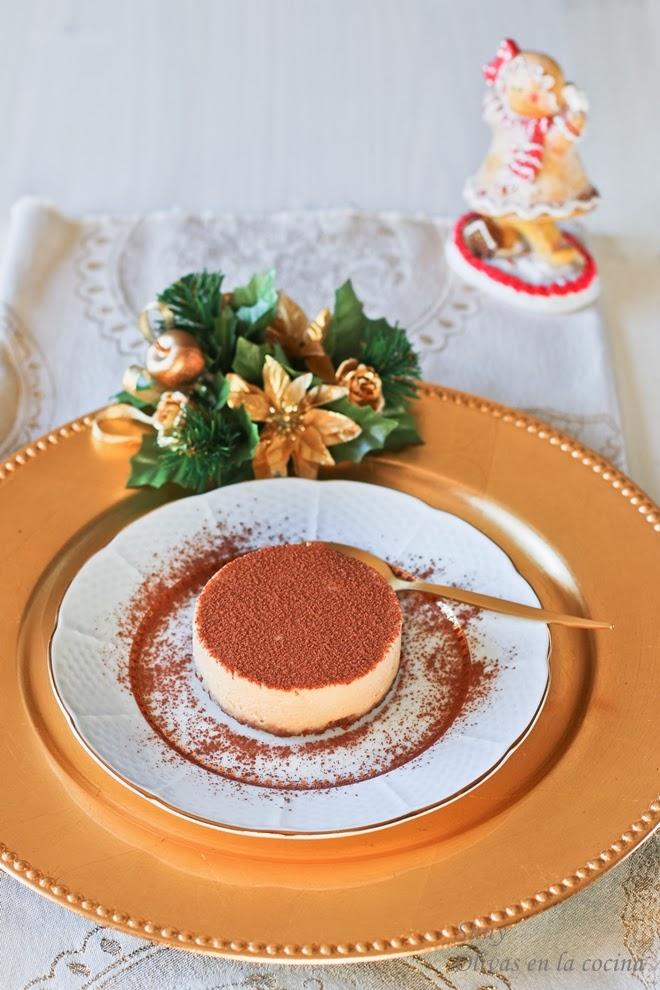 Panna Cotta de Crema de Turrón para Degustabox
