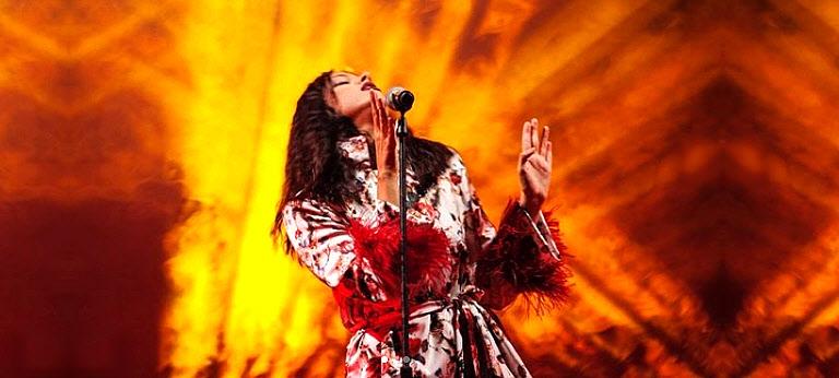 katerine duska - greece - Eurovision