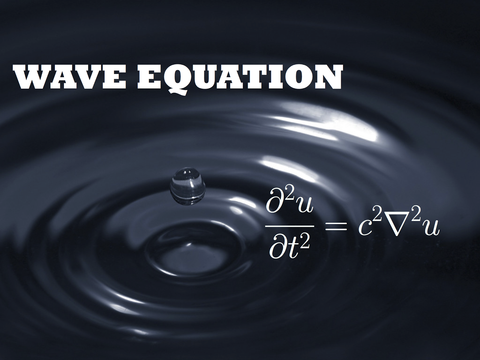 Better Scientific Presentations: How to do math slides with