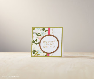 CTMH Stamp Set Card
