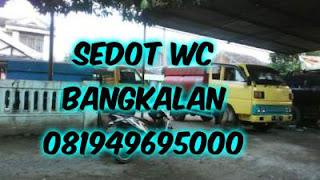 Sedot WC Bangkalan Madura Bima