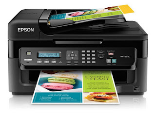 Epson WorkForce WF-2520 Drivers Download
