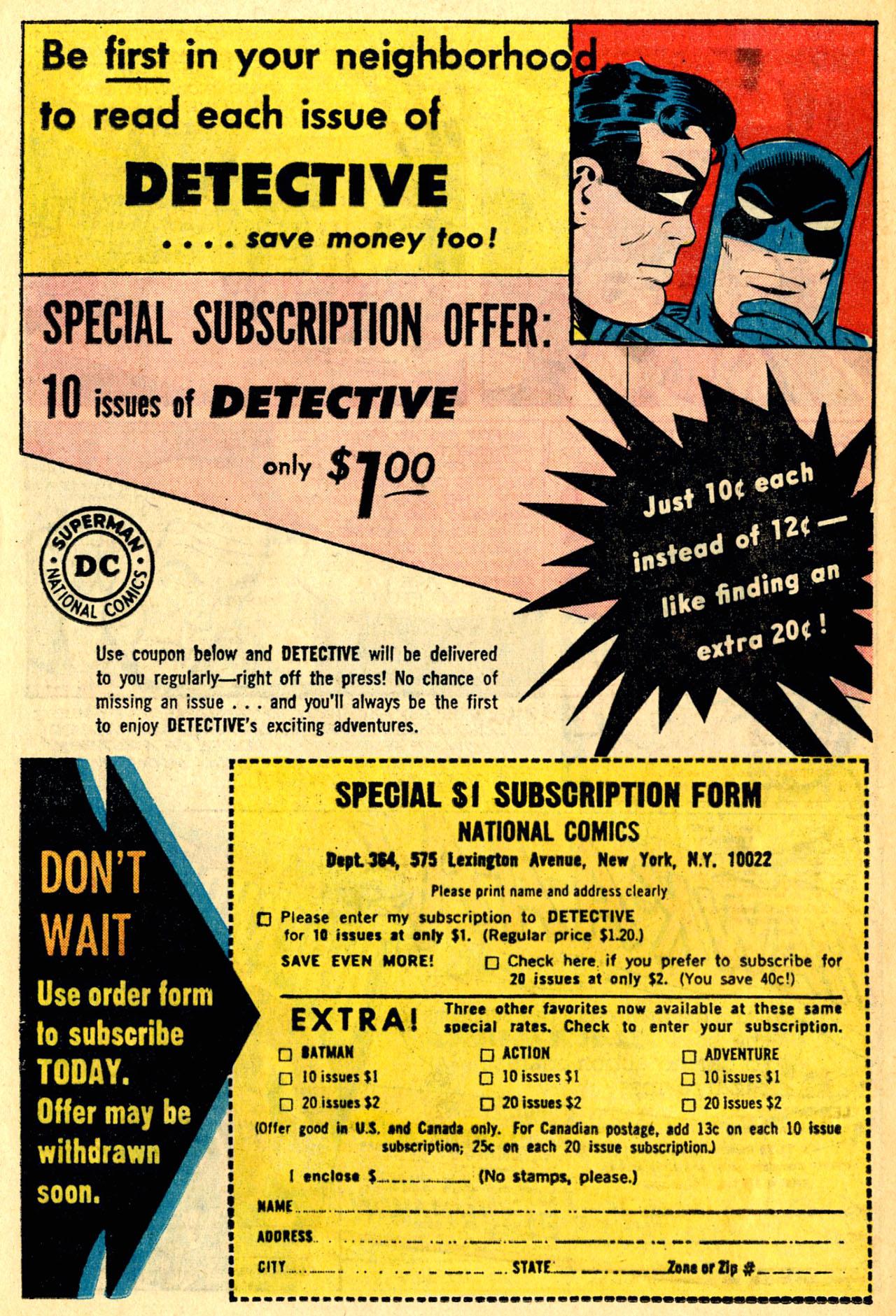 Detective Comics (1937) 326 Page 31