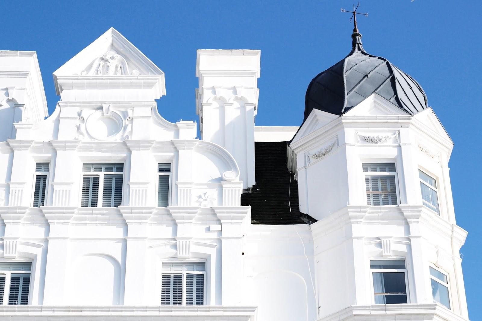 Brighton Harbour Hotel White Building