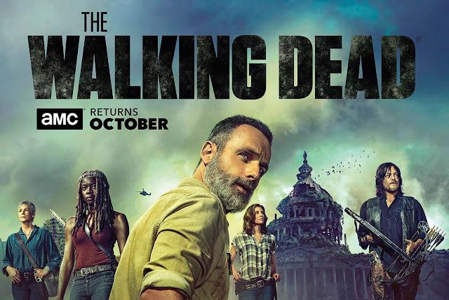 The Walking Dead: il poster della Stagione 9