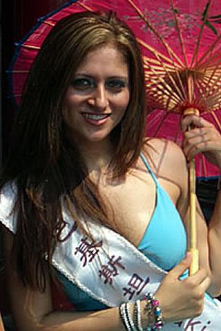 Bikini mariyah miss moten