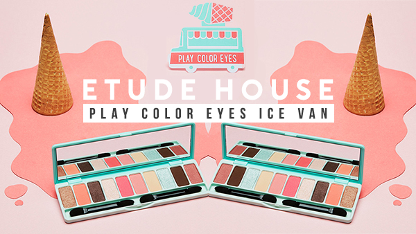 ETUDE HOUSE NEW PLAY COLOR EYES ice van swatches
