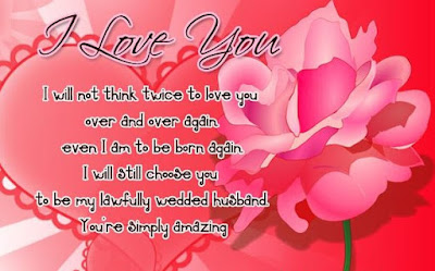 Romantic Messages In English For Husband & Wife
