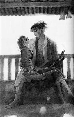mugen no juunin: l'habitant de l'infini manga 2