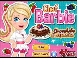 masak masakan barbie