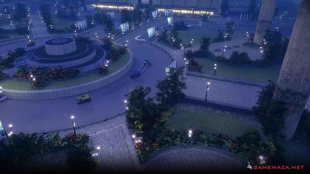 Mantis Burn Racing Gameplay Screenshot 2