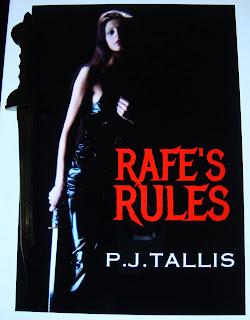 Portada del libro Rafe's Rules, de P. J. Tallis
