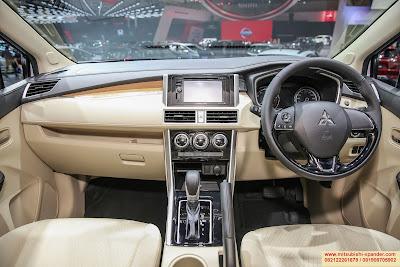 interior mitsubishi xpander 2018
