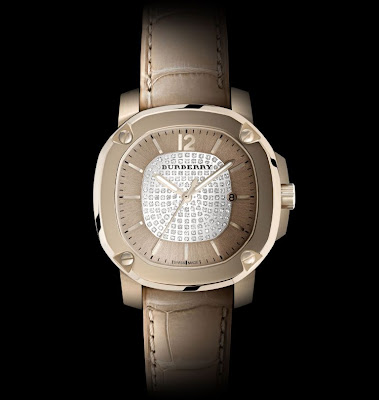 Burberry 'The Britain' Automatic 34mm