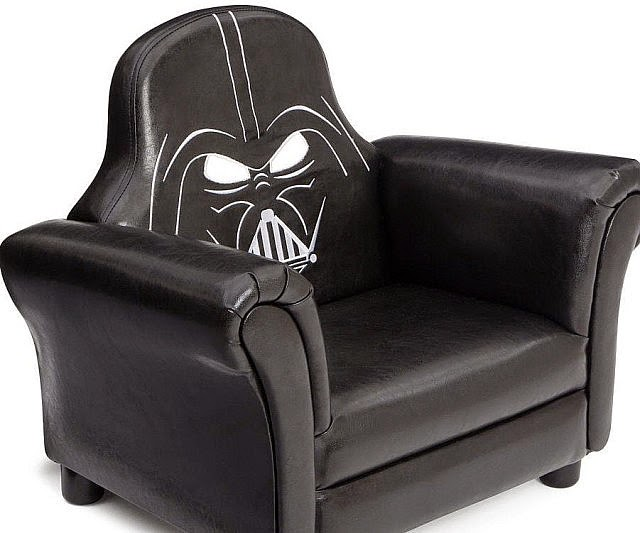 Phenomenal The Nerdy Gentlemen Star Wars Nerd Vader Lounger Chair Creativecarmelina Interior Chair Design Creativecarmelinacom