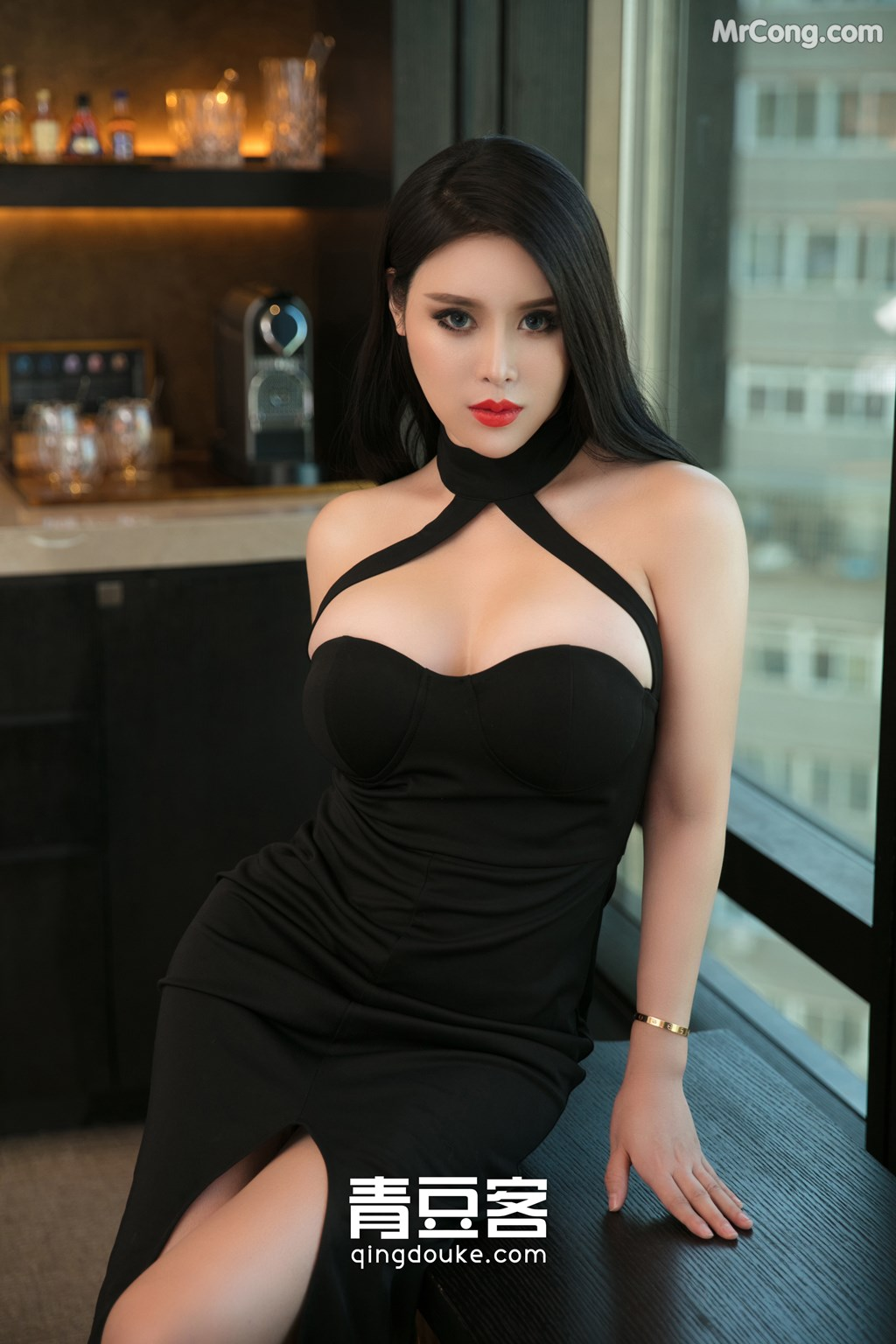 Image QingDouKe-2017-11-05-Ke-Rui-Na-MrCong.com-002 in post QingDouKe 2017-11-05: Người mẫu Ke Rui Na (可蕊娜) (48 ảnh)