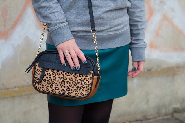 look - promod - sac - leopard