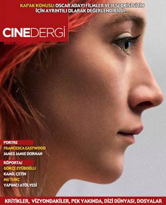Cinedergi 110. Sayı (Şubat) - Lady Bird