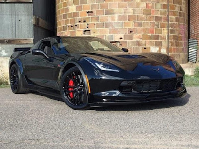 2016 Chevrolet Corvette Z06 3LZ Near Denver Colorado