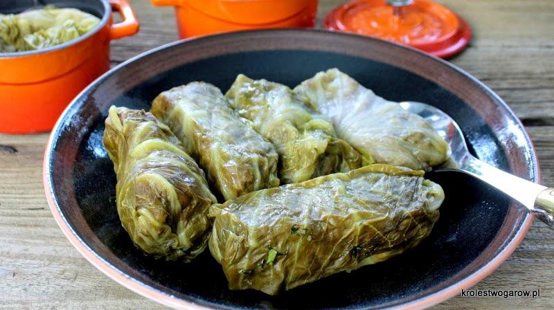 Blog O Gotowaniu Tradycyjna Kuchnia Gołąbki Z Dzika Z