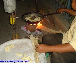 Makanan Ringan dari Singkong