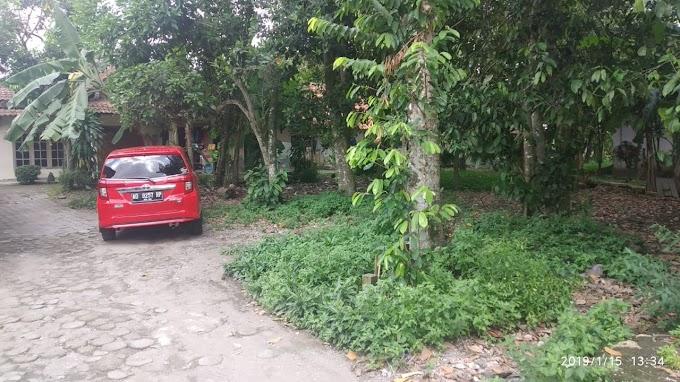 Tanah pekarangan Murah bisa JADI 2 unit Kavling selatan Stadion Maguwoharjo