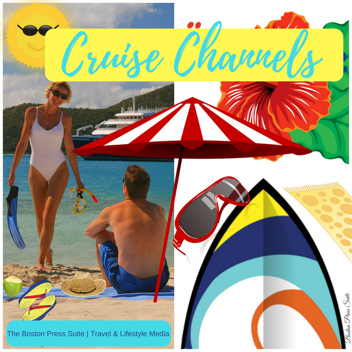 Cruise Lines on Social Media