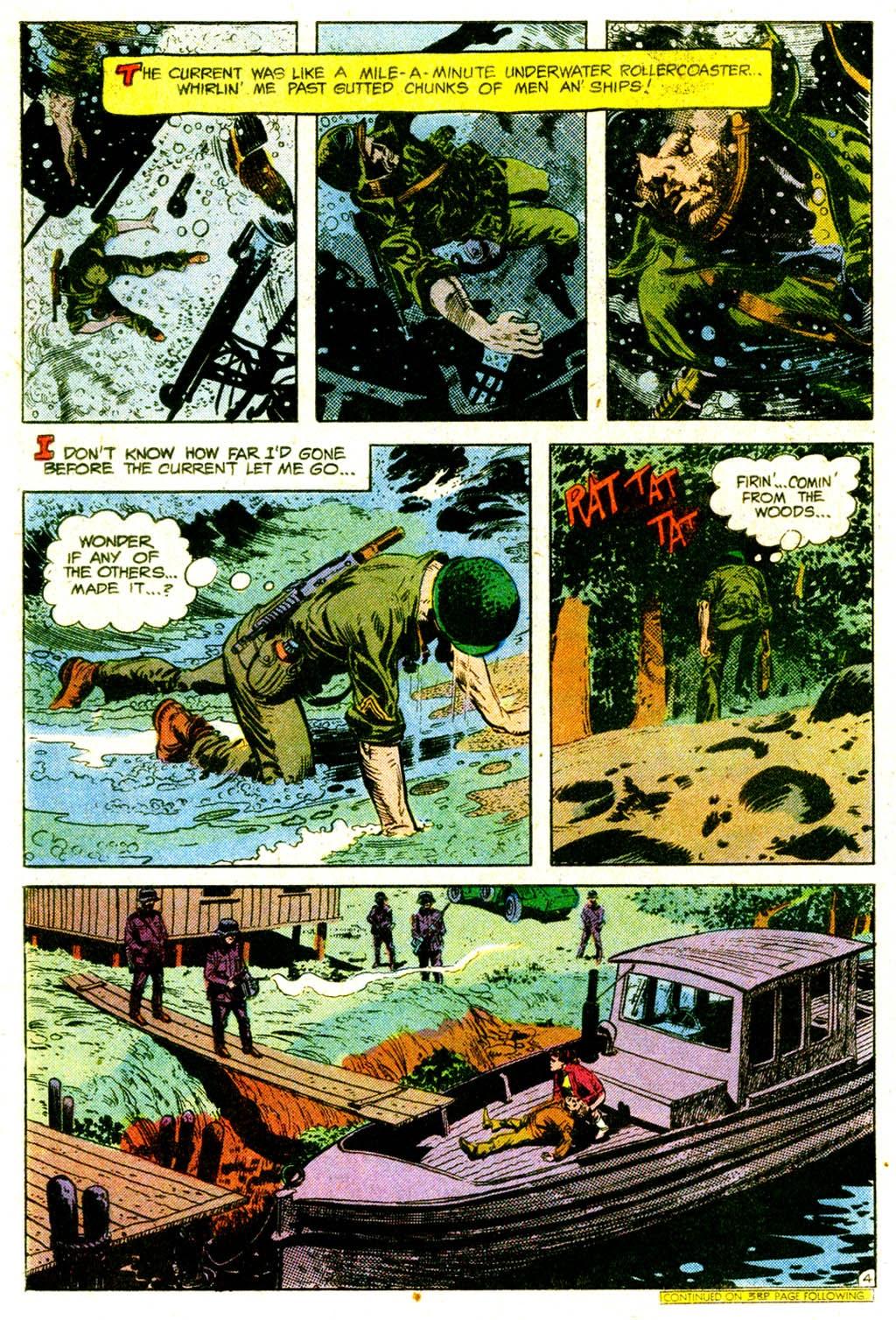 Read online Sgt. Rock comic -  Issue #311 - 5
