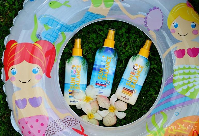 Farmona Sun Balance - słoneczne i (po)słoneczne kosmetyki do pielęgnacji ciała